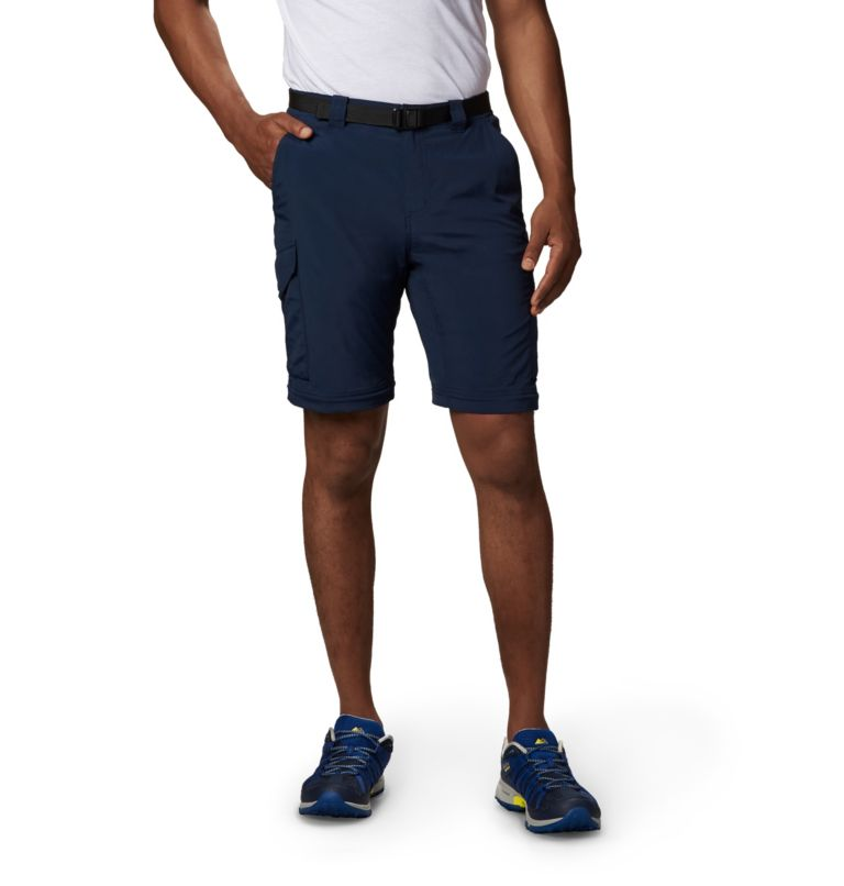 Silver Ridge™ Convertible Pant | 464 | 34 Men's Silver Ridge™ Convertible Pants, Collegiate Navy, a4