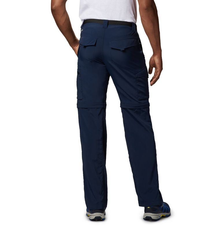 Silver Ridge™ Convertible Pant | 464 | 36 Men's Silver Ridge™ Convertible Pants, Collegiate Navy, back