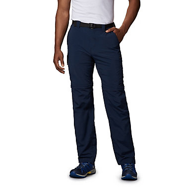 Men's Silver Ridge™ Convertible Pants Silver Ridge™ Convertible Pant | 464 | 30, Collegiate Navy, front