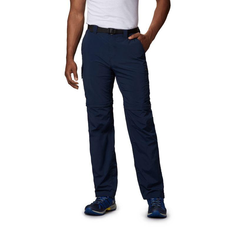Silver Ridge™ Convertible Pant   464   40 Men's Silver Ridge™ Convertible Pants, Collegiate Navy, front
