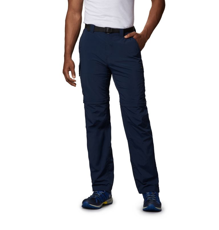 Silver Ridge™ Convertible Pant | 464 | 36 Men's Silver Ridge™ Convertible Pants, Collegiate Navy, front