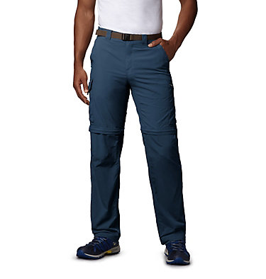 Men's Silver Ridge™ Convertible Pants Silver Ridge™ Convertible Pant | 365 | 30, Dark Mountain, front