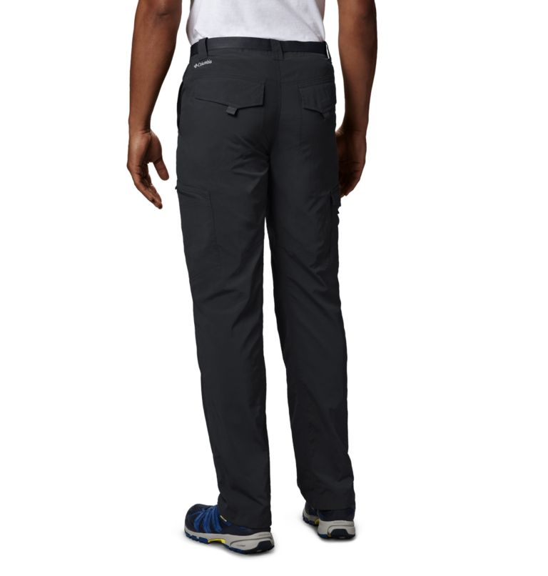 Silver Ridge™ Cargo Pant | 010 | 42 Men's Silver Ridge™ Cargo Pants, Black, back
