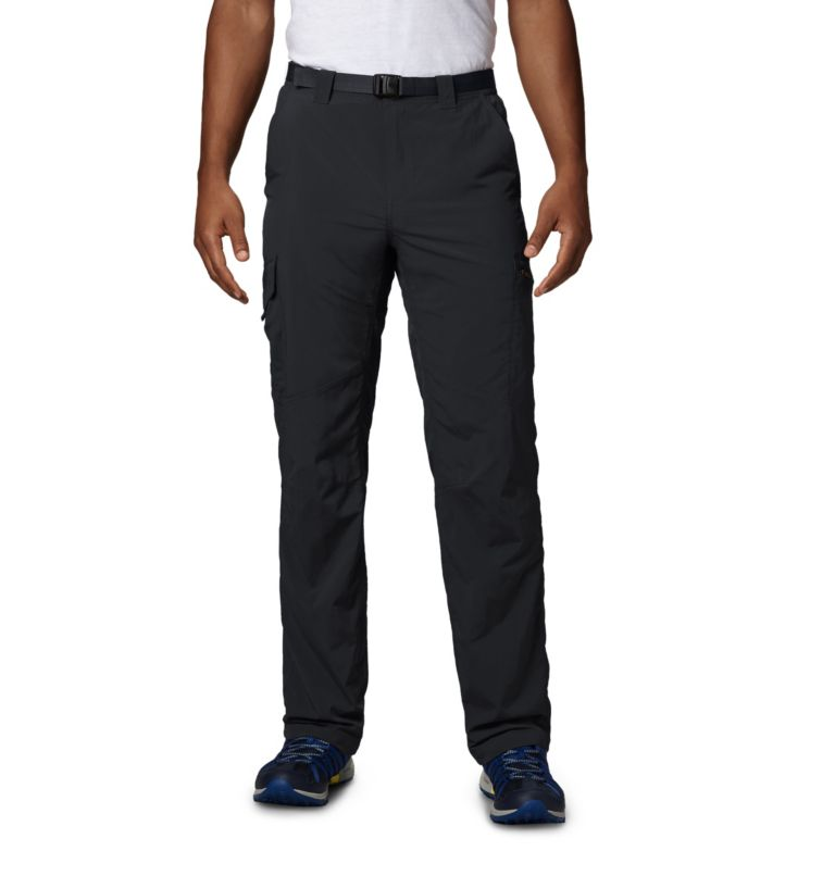 Silver Ridge™ Cargo Pant | 010 | 36 Men's Silver Ridge™ Cargo Pants, Black, front