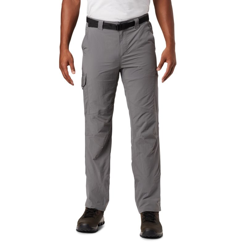 Silver Ridge™ Cargo Pant | 023 | 34 Men's Silver Ridge™ Cargo Pants, City Grey, front