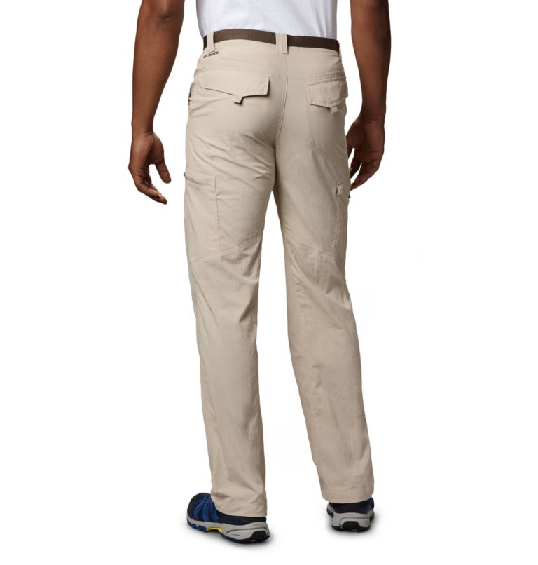 Silver Ridge™ Cargo Pant | 160 | 34 Men's Silver Ridge™ Cargo Pants, Fossil, back