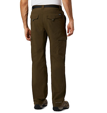 Men's Silver Ridge™ Cargo Pants Silver Ridge™ Cargo Pant | 365 | 30, Olive Green, back