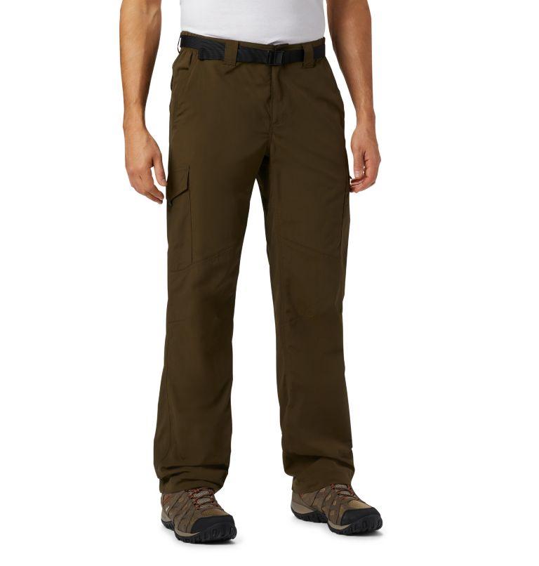 Silver Ridge™ Cargo Pant   319   42 Men's Silver Ridge™ Cargo Pants, Olive Green, front
