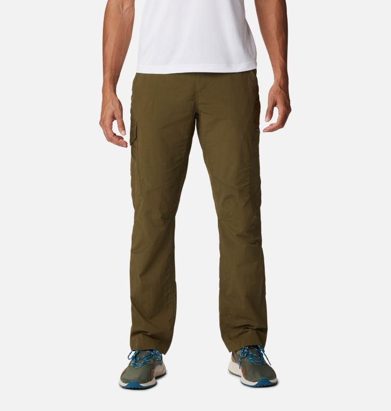 Silver Ridge™ Cargo Pant | 327 | 40 Men's Silver Ridge™ Cargo Pants, New Olive, front