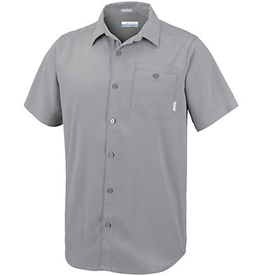 Men's Mossy Trail™ Short Sleeve Shirt , front