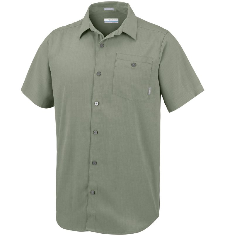 Chemise Manches Courtes Mossy Trail™ Homme Chemise Manches Courtes Mossy Trail™ Homme, front