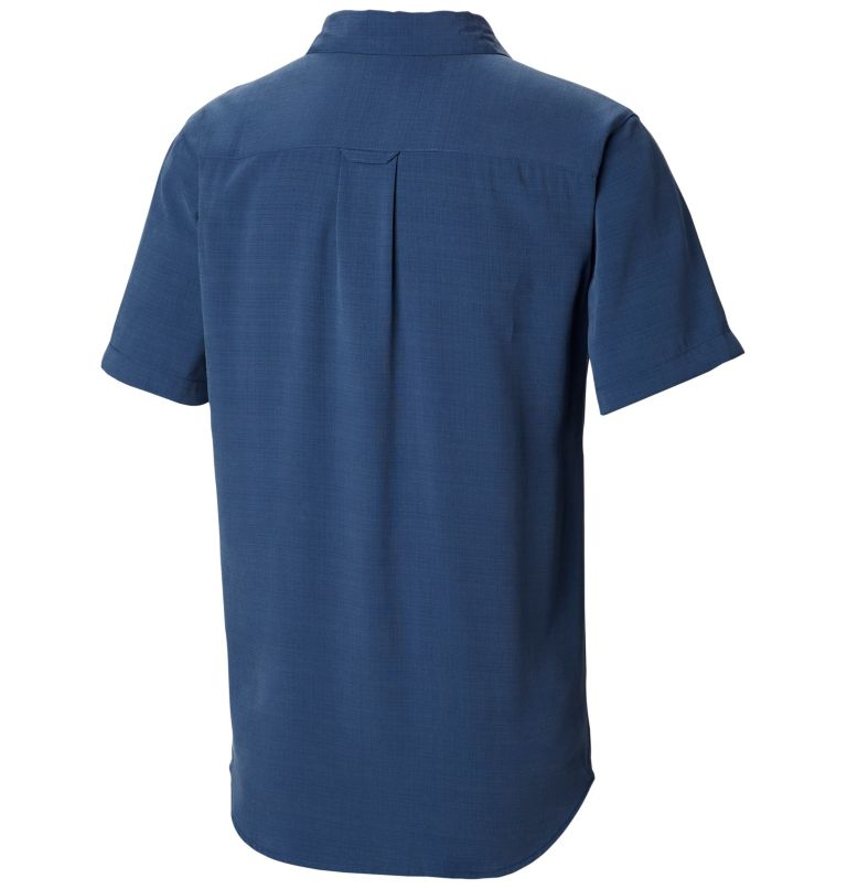 Men's Mossy Trail™ Short Sleeve Shirt Men's Mossy Trail™ Short Sleeve Shirt, back