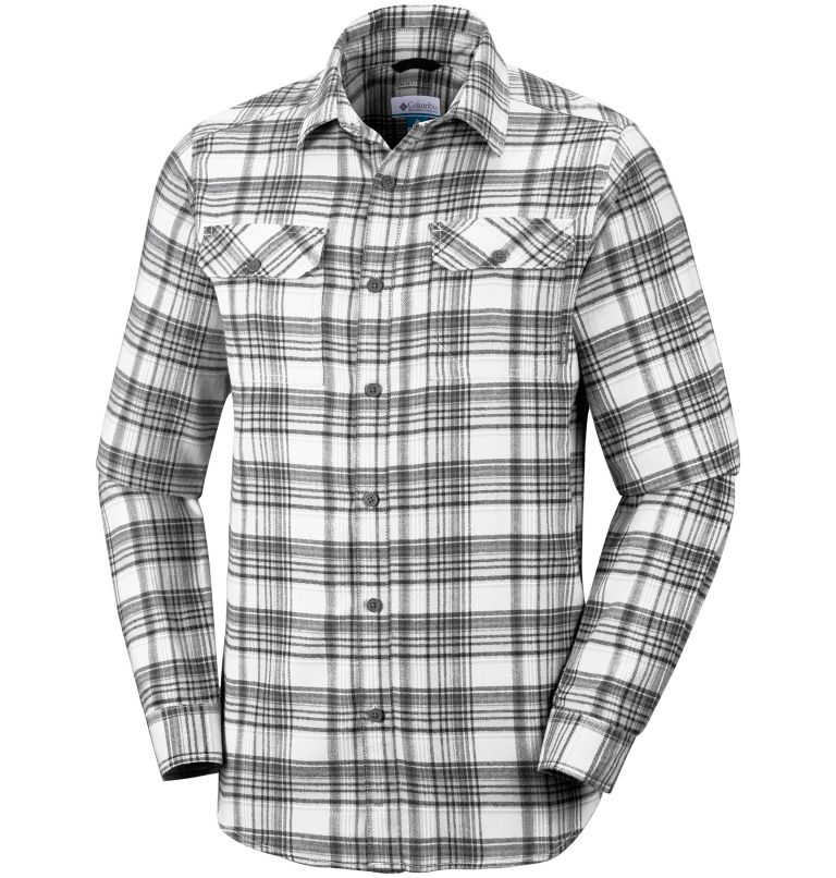 Men's Flare Gun™ Flannel III Long Sleeve Shirt Men's Flare Gun™ Flannel III Long Sleeve Shirt, front