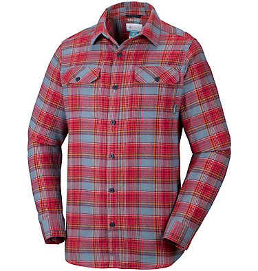 Men's Flare Gun™ Flannel III Long Sleeve Shirt , front