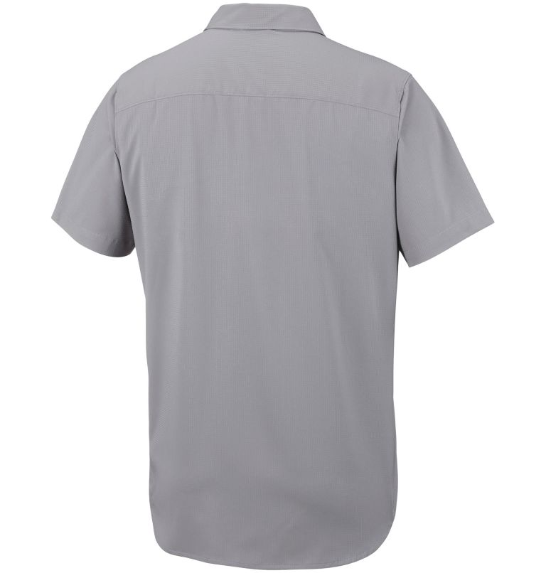 Chemise manches courtes unie Utilizer™ II Homme Chemise manches courtes unie Utilizer™ II Homme, back