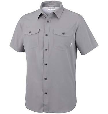 Utilizer™ II Solid Short Sleeve Shirt , front