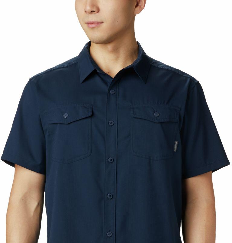 Utilizer™ II Solid Short Sleev | 464 | XL Chemise manches courtes unie Utilizer™ II Homme, Collegiate Navy, a2