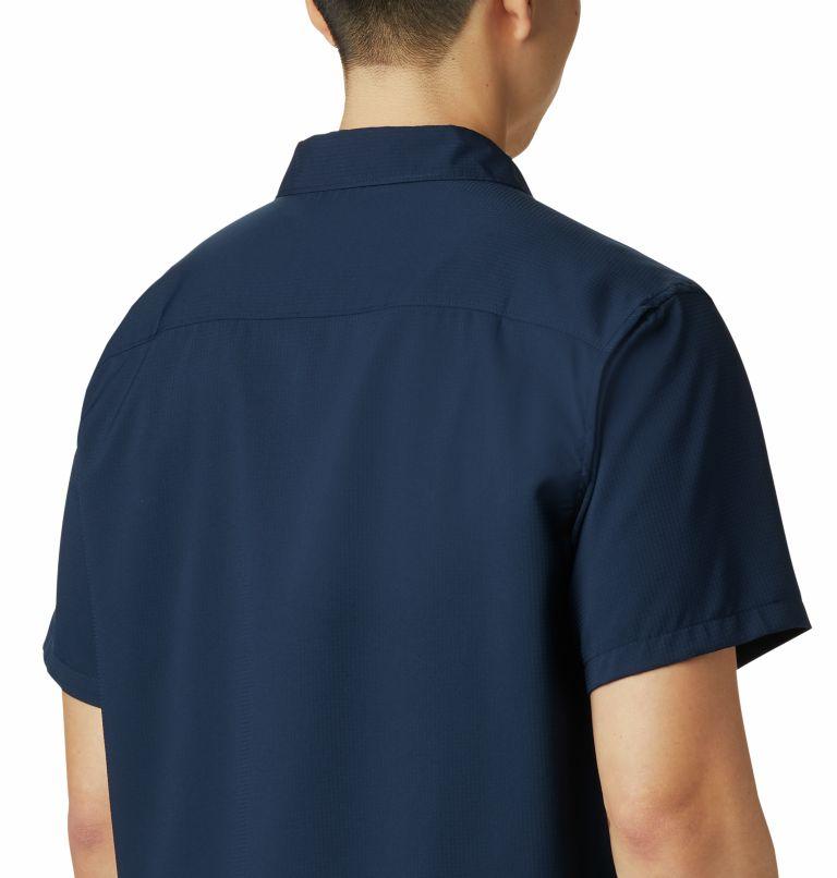 Utilizer™ II Solid Short Sleev | 464 | XL Chemise manches courtes unie Utilizer™ II Homme, Collegiate Navy, a3