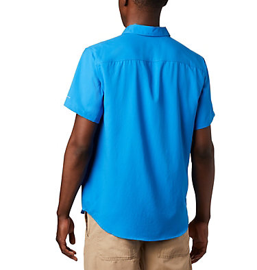 Men's Utilizer™ II Solid Short Sleeve Shirt , back