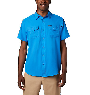Men's Utilizer™ II Solid Short Sleeve Shirt , front