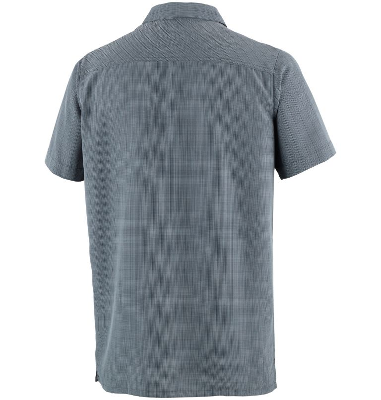Declination Trail™ II Short Sleeve Shirt | 012 | XS Camisa de manga corta Declination Trail™ II para hombre, Shark Ombre, back