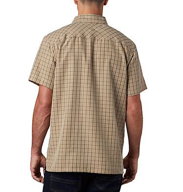 Men's Declination Trail™ II Short Sleeve Shirt Declination Trail™ II Short Sleeve Shirt | 012 | S, Fossil, back