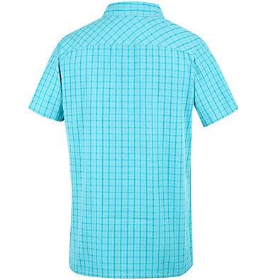 Men's Declination Trail™ II Short Sleeve Shirt Declination Trail™ II Short Sleeve Shirt | 012 | S, Iceberg Mini Plaid, back