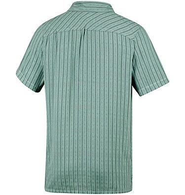Men's Declination Trail™ II Short Sleeve Shirt Declination Trail™ II Short Sleeve Shirt | 012 | S, Cool Green Stripe, back