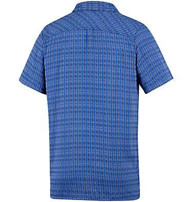 Men's Declination Trail™ II Short Sleeve Shirt Declination Trail™ II Short Sleeve Shirt | 012 | S, Collegiate Navy Stripe, back
