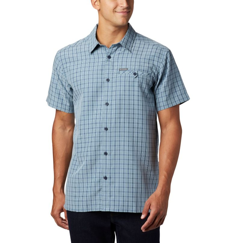 Chemise manches courtes Declination Trail™ II Homme Chemise manches courtes Declination Trail™ II Homme, front