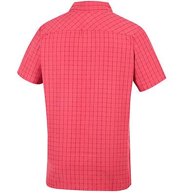 Men's Declination Trail™ II Short Sleeve Shirt Declination Trail™ II Short Sleeve Shirt | 012 | S, Mountain Red Mini Plaid, back