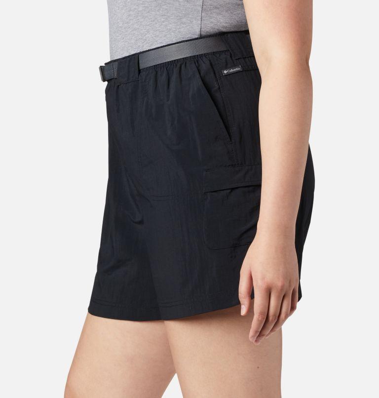 Sandy River™ Cargo Short | 010 | 2X Women's Sandy River™ Cargo Shorts - Plus Size, Black, a2