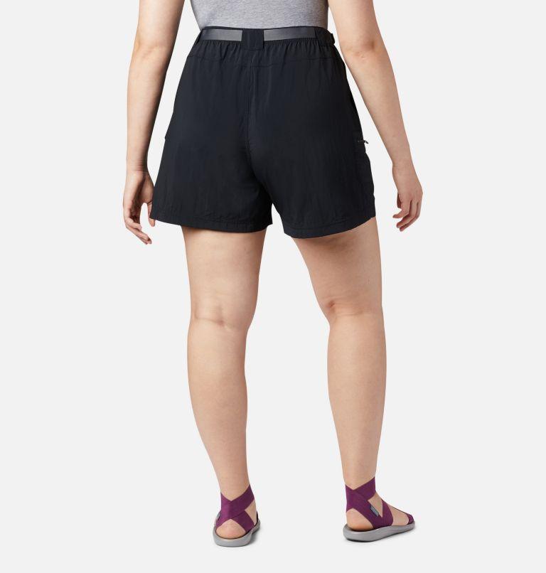 Sandy River™ Cargo Short | 010 | 2X Women's Sandy River™ Cargo Shorts - Plus Size, Black, back