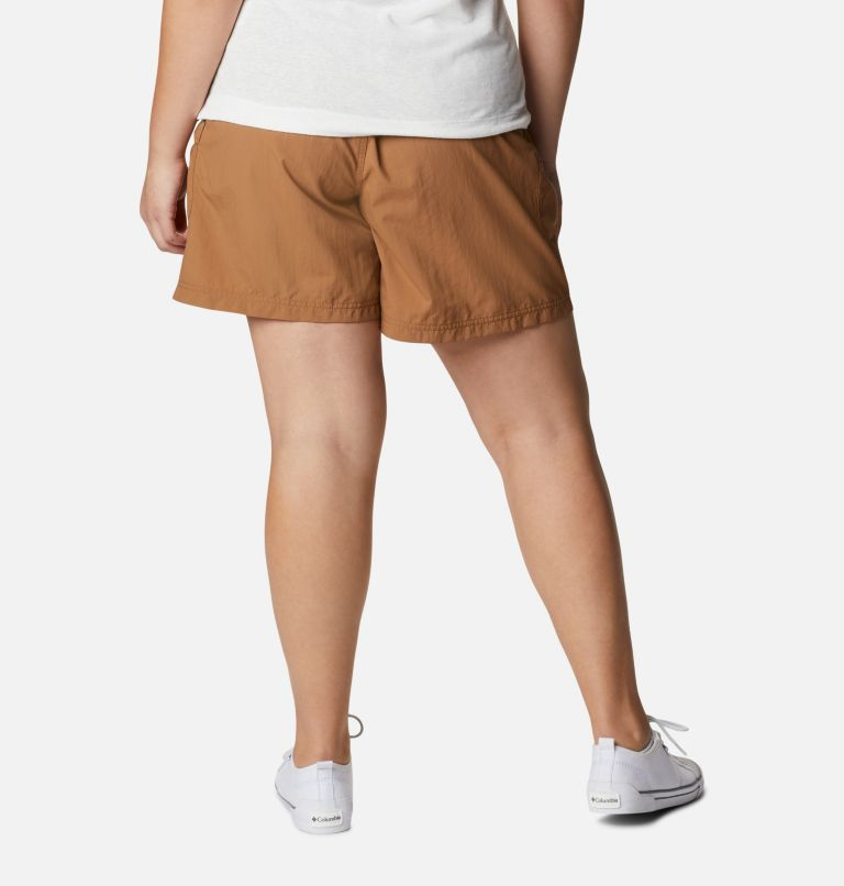 Women's Sandy River™ Cargo Shorts - Plus Size Women's Sandy River™ Cargo Shorts - Plus Size, back
