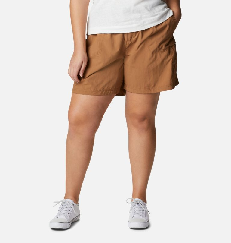 Women's Sandy River™ Cargo Shorts - Plus Size Women's Sandy River™ Cargo Shorts - Plus Size, front