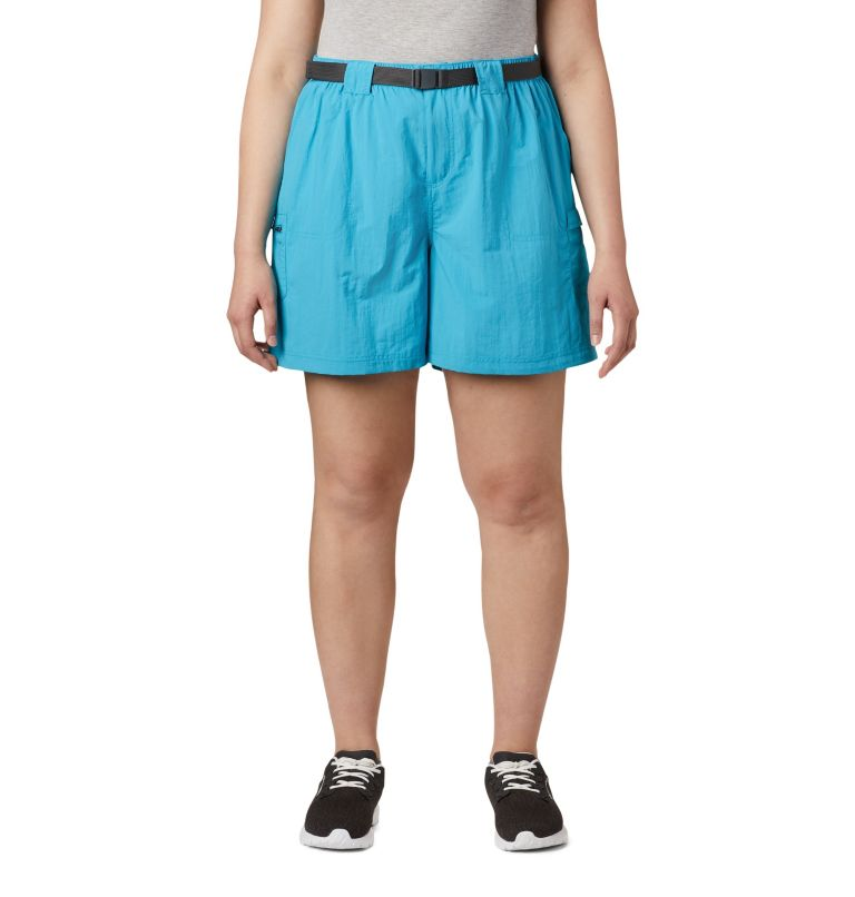 Women's Sandy River™ Cargo Shorts - Plus Size Women's Sandy River™ Cargo Shorts - Plus Size, front