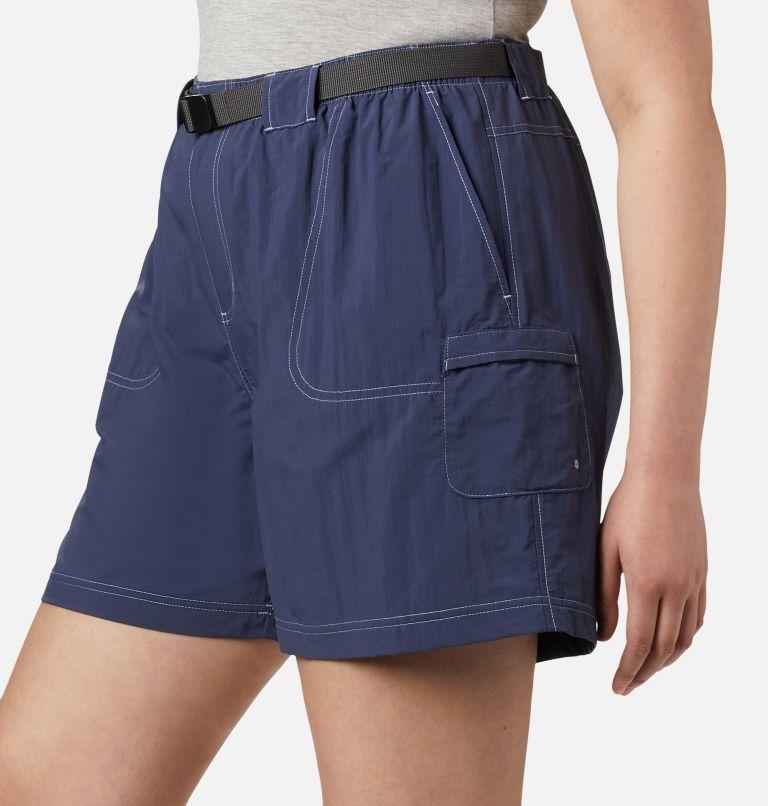 Sandy River™ Cargo Short | 591 | 3X Women's Sandy River™ Cargo Shorts - Plus Size, Nocturnal, a2