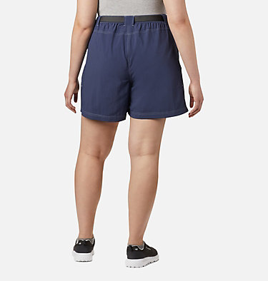 Women's Sandy River™ Cargo Shorts - Plus Size Sandy River™ Cargo Short | 319 | 1X, Nocturnal, back