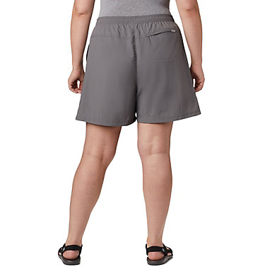 Women's Sandy River™ Shorts - Plus Size Sandy River™ Short | 023 | 1X, City Grey, back