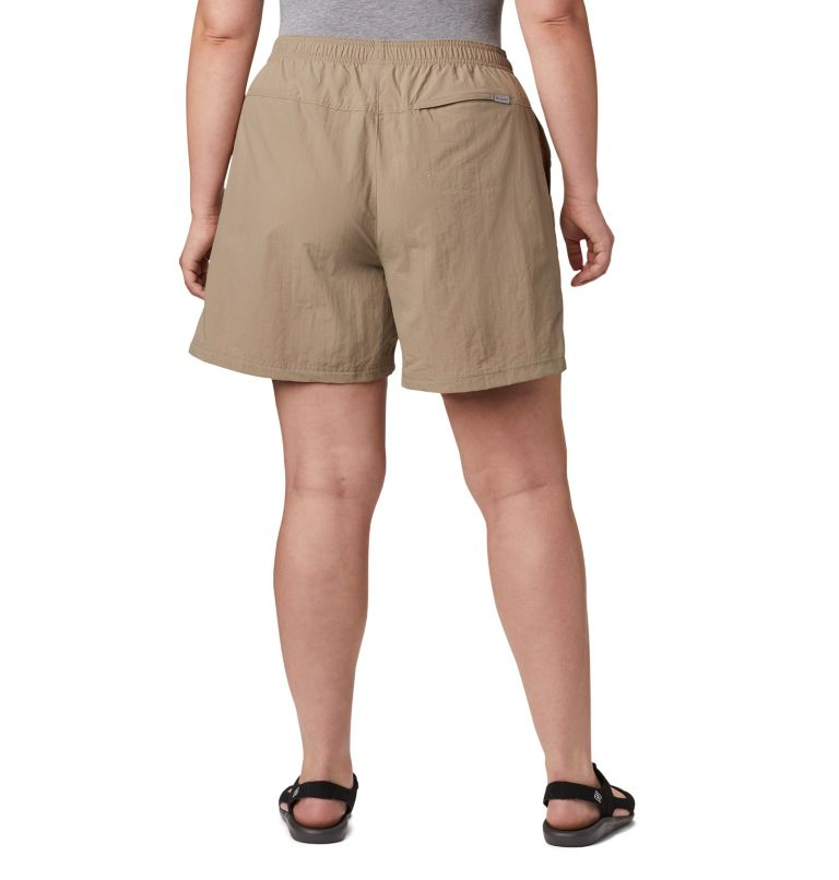 Women's Sandy River™ Shorts - Plus Size Women's Sandy River™ Shorts - Plus Size, back