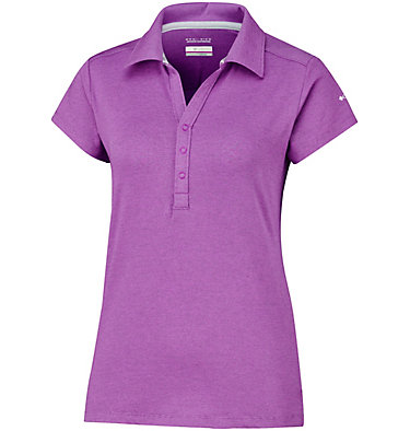 Women's Shadow Time™ Polo–Plus Size , front