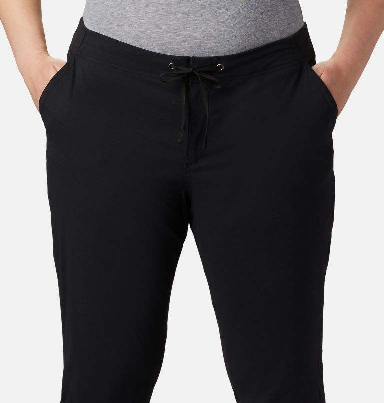 Anytime Outdoor™ Boot Cut Pant | 010 | 16W Women's Anytime Outdoor™ Boot Cut Pants - Plus Size, Black, a1