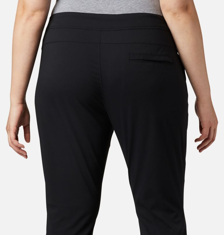 Anytime Outdoor™ Boot Cut Pant | 010 | 16W Women's Anytime Outdoor™ Boot Cut Pants - Plus Size, Black, a3