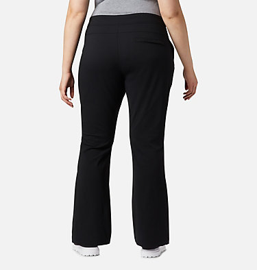 Women's Anytime Outdoor™ Boot Cut Pants - Plus Size Anytime Outdoor™ Boot Cut Pant | 023 | 16W, Black, back
