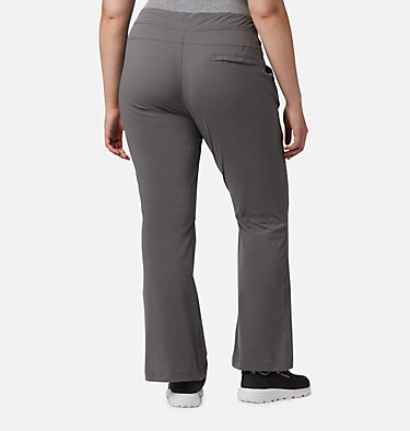 Women's Anytime Outdoor™ Boot Cut Pants - Plus Size Anytime Outdoor™ Boot Cut Pant | 023 | 16W, City Grey, back