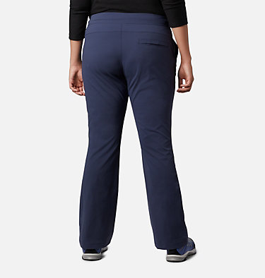 Women's Anytime Outdoor™ Boot Cut Pants - Plus Size Anytime Outdoor™ Boot Cut Pant | 023 | 16W, Nocturnal, back