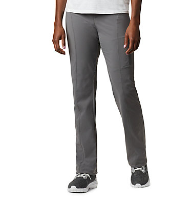 Pantalon jambe droite Just Right™ pour femme – Tailles fortes Just Right™ Straight Leg Pant | 023 | 16W, City Grey, front
