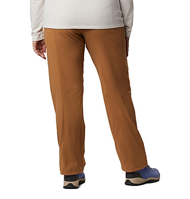 Just Right™ Straight Leg Pant Just Right™ Straight Leg Pant | 249 | 16W, Light Elk, back