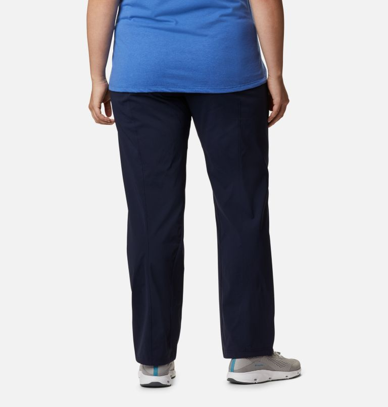 Women's Just Right™ Straight Leg Pants - Plus Size Women's Just Right™ Straight Leg Pants - Plus Size, back