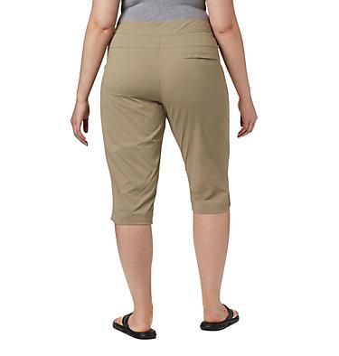 Women's Anytime Outdoor™ Capri - Plus Sizes Anytime Outdoor™ Capri | 249 | 16W, Tusk, back